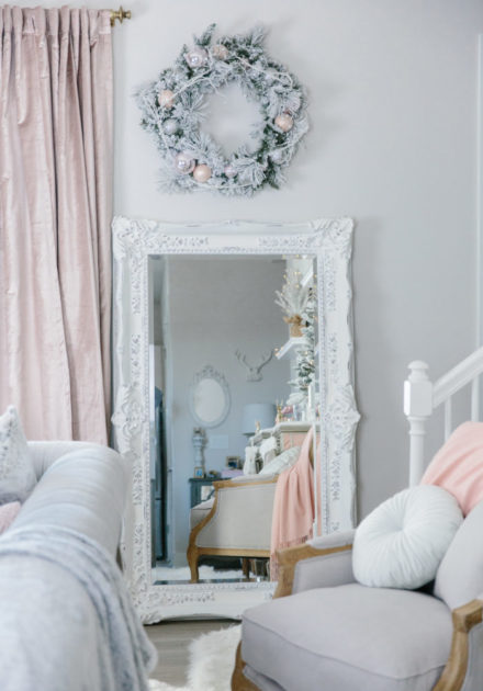My Christmas Holiday Home Decor Reveal
