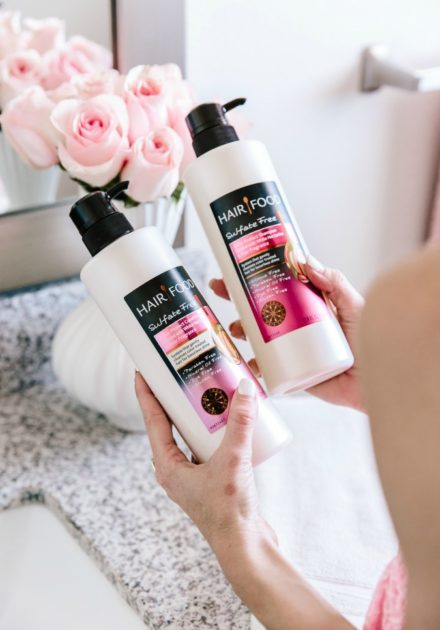 The Shampoo & Conditioner That Has Changed My Hair