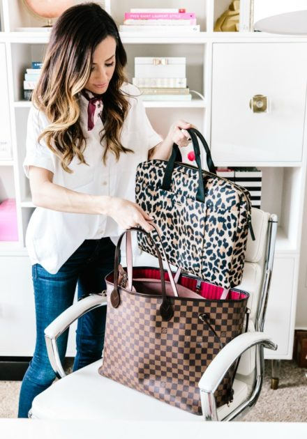 What I Pack In My Carry-On When I Travel + Best Way To Stay Organized