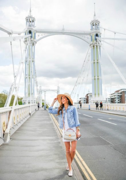 Affordable Outfit For Travel + Exploring in London