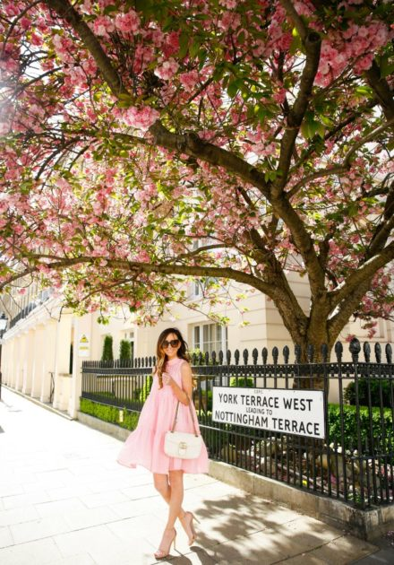 Spring [Dress] In London + My Recent Favorite Things