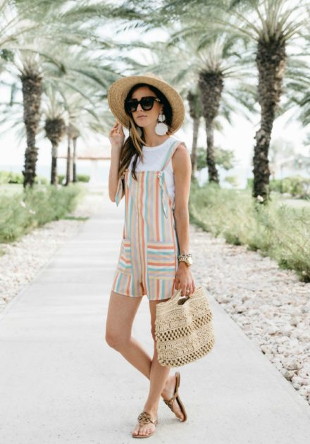 What's Been On My Heart Lately + Cutest Striped Romper For Summer