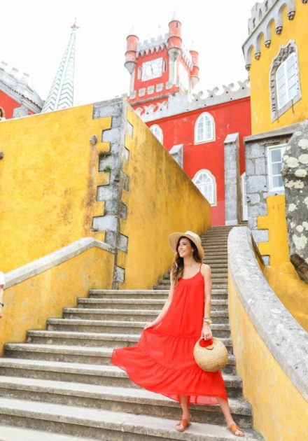Travel Diary: A Day Trip to Sintra