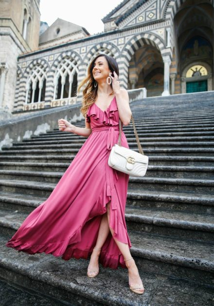Wedding Guest Dress Option On Sale In Amalfi