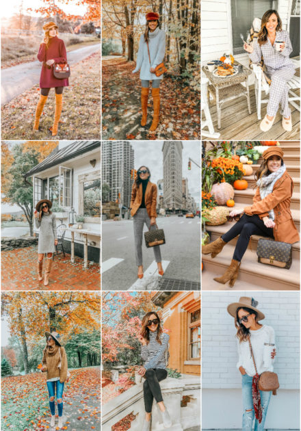 Instagram Roundup + Weekend Sales | October 2018