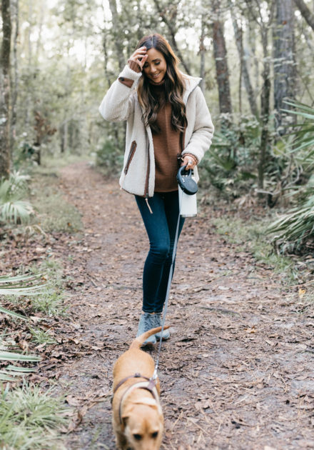 Three Warm Jackets for Early Winter Walks