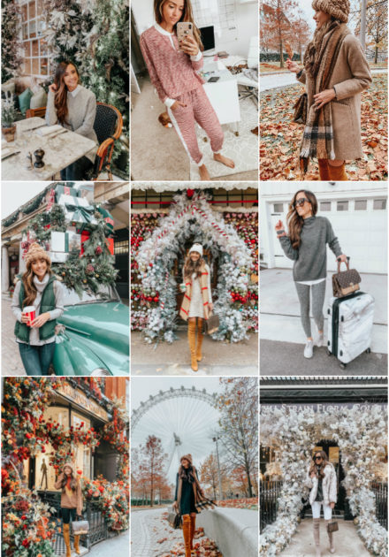 Instagram Roundup | November 2018