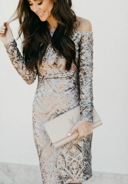 New Year's Eve Outfit Inspiration with Macy's