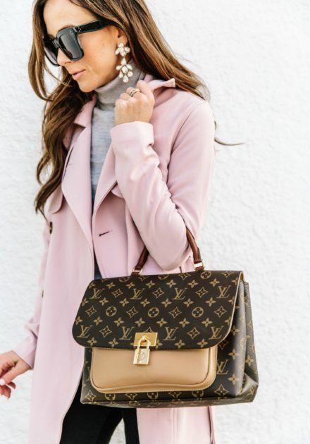 The Cutest Pink Trench Coat + Weekend Sales