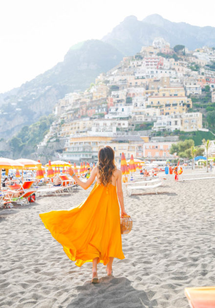 The Ultimate Guide for What To Do Along The Amalfi Coast
