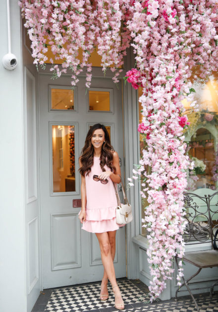 Pretty Pink Dress Under $100 in London