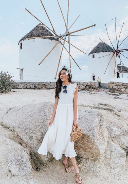 Mykonos Outfit Round-Up