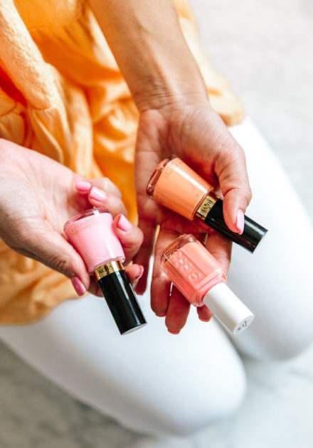 Seven Nail Polish Colors To Try This Summer