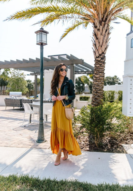 Affordable Transitional Summer to Fall Outfit Under $50