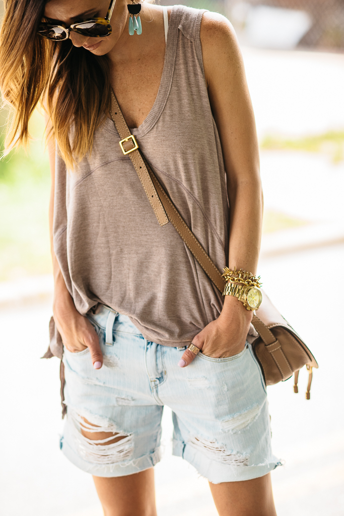 Warm Neutral Summer Outfit Alyson Haley